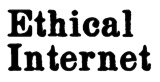 Ethical Internet Logo